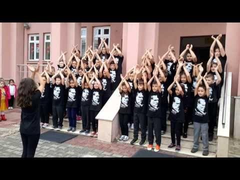 Kocatepe İlkokulu Atatürk Çocukları - YouTube
