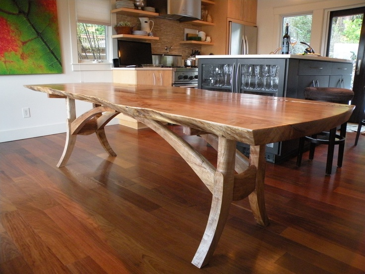 46 Best Trestle Table Images On Pinterest Trestle Table