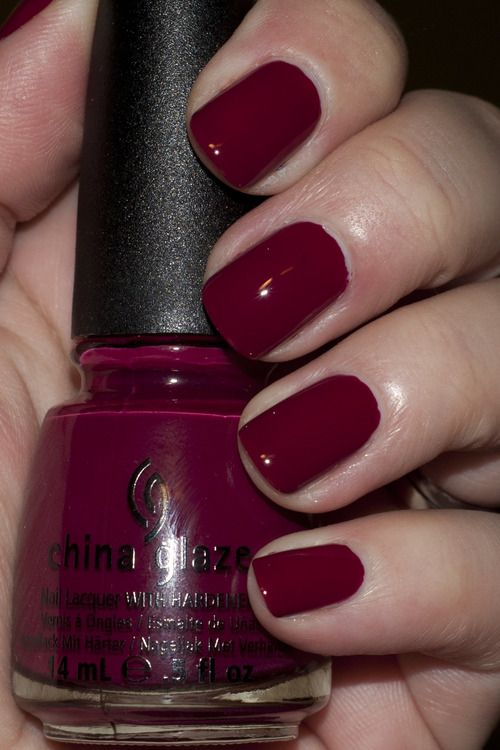 43 best Marsala images on Pinterest | Nail polish, Marsala and ...