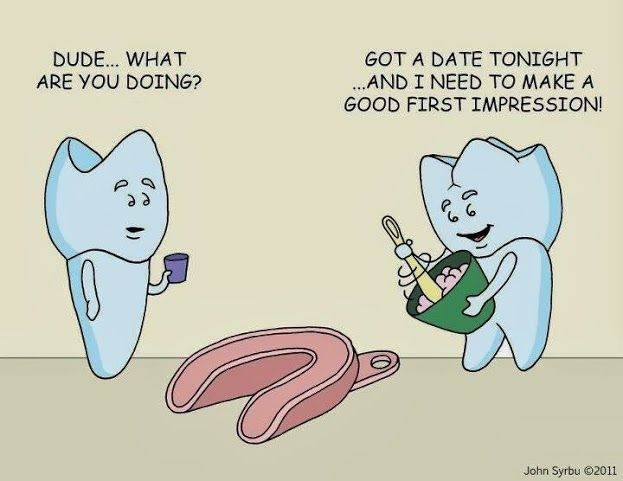 Another Dental Joke