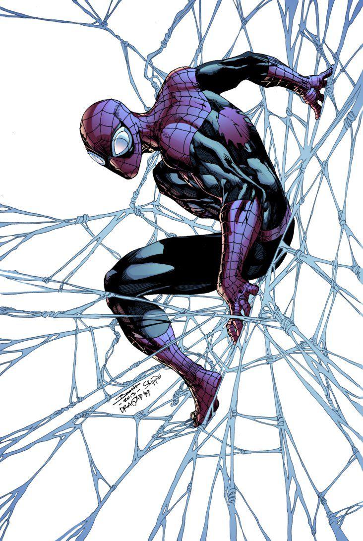 Superior Spider-man by J-Skipper on deviantART