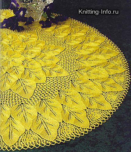 knitted (round) lace - Ninnu Nannu - Picasa Web Albums