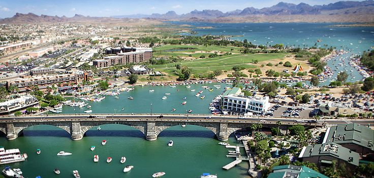 Oct. 10, 1971 - The London Bridge opens in Lake Havasu City, Arizona. The bridge was originally built in the 1830's and spanned over the River Thames in London, England. By 1962, the bridge was deemed unsafe for modern traffic and was sold to Robert McCullock, the founder of Lake Havasu City.