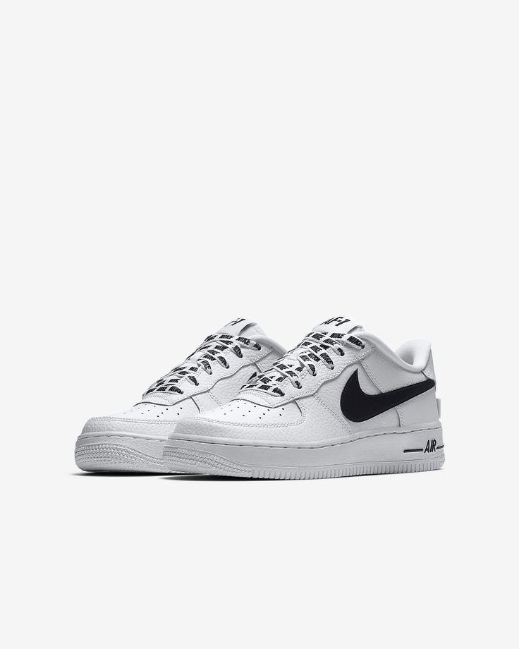 Chaussure Nike Air Force 1 LV8 NBA pour Enfant plus âgé   Nike air ...