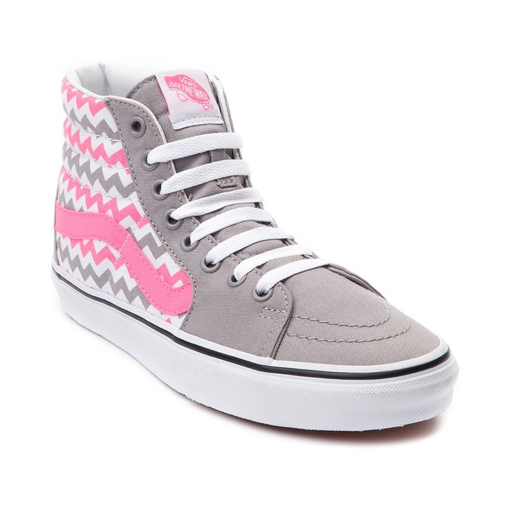 Vans Sk8 Hi Chevron Skate Shoe