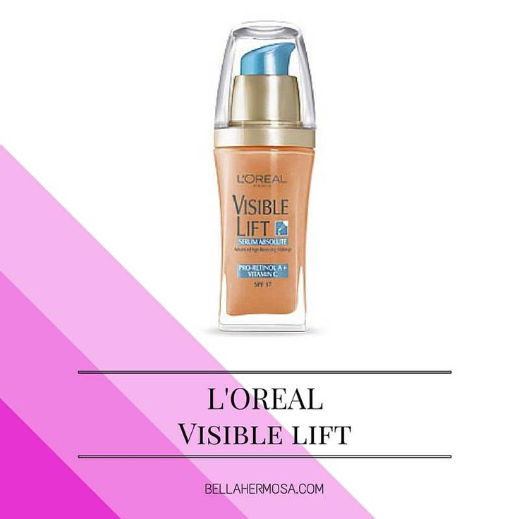 Base de maquillaje para pieles maduras-LOreal