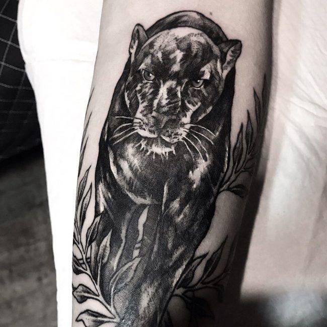 Black Panther Bewegung