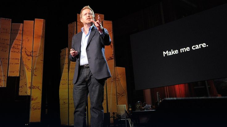 "http://www.ted.com Filmmaker Andrew Stanton (""Toy Story,"" ""WALL-E"") shares what he knows about storytelling -- starting at the end and working back to the beginning. (Contains graphic language ...)"