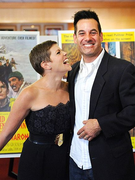NATALIE & ADRIAN: 12 YEARS photo | Adrian Pasdar, Natalie Maines