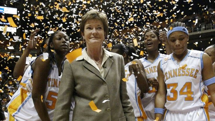 """Pat Summitt, the legendary University of Tennessee women's basketball coach, died today in Tennessee, the Pat Summitt Foundation announced this morning. She was 64. Her son, Tyler Summitt, said in a statement, """"She died peacefully this morning at Sherrill Hill Senior Living in Knoxville surrounded..."""