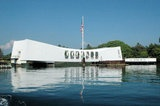 """""    USS Arizona Memorial, Pearl Harbor, Hawaii  Photo by John Fischer, licensed to About.com"
