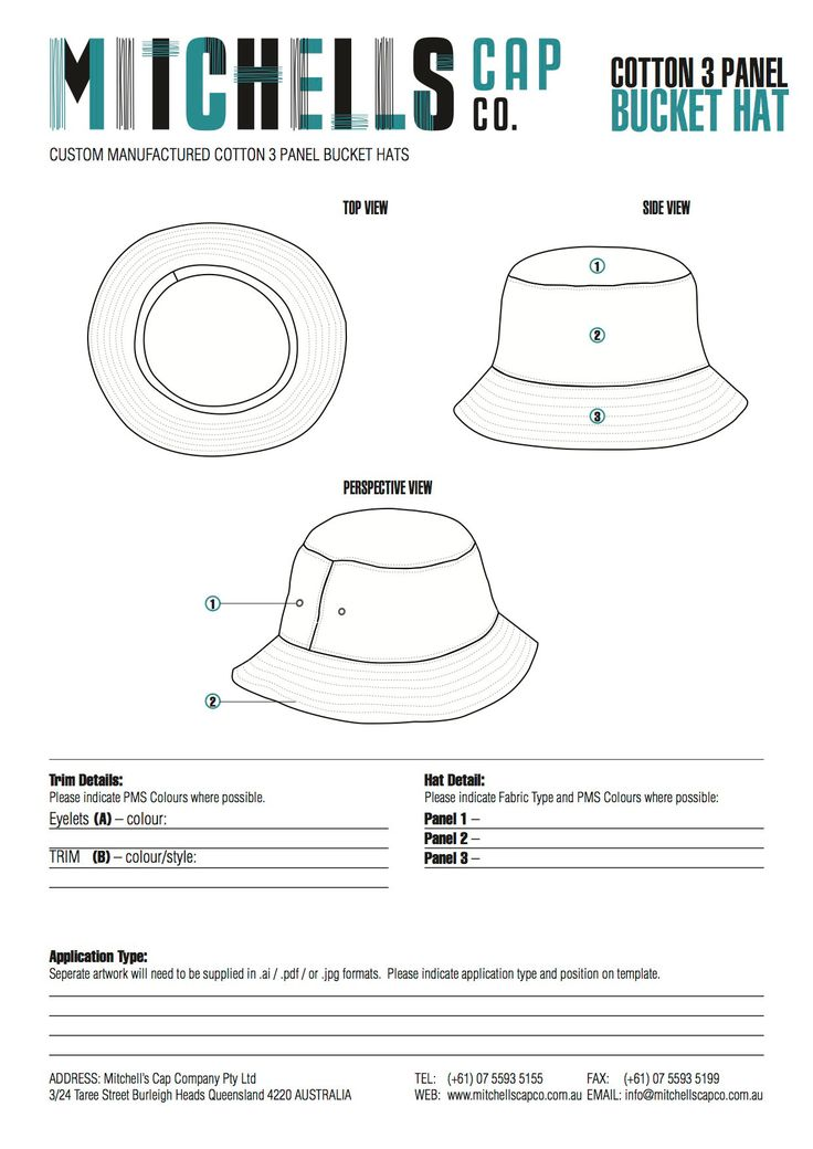 The Astonishing 5 Panel Cap Template Free Curriculum Vitae Refference With 5 Panel Hat Template Pics Belo Hat Template Custom Bucket Hats Hat Patterns To Sew