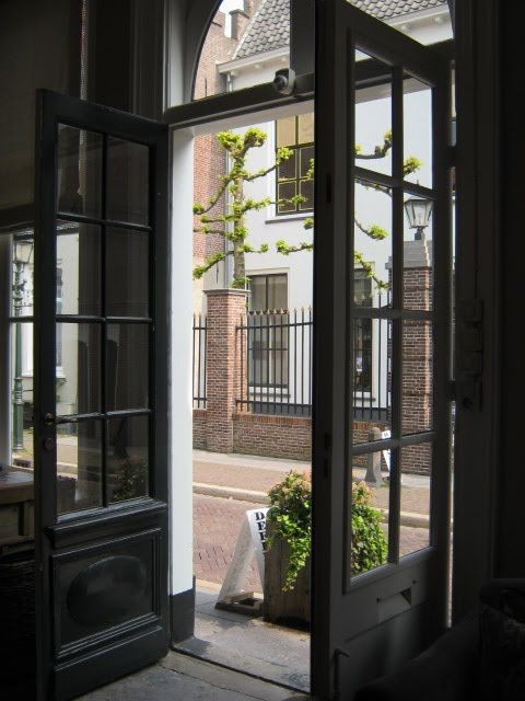 69 best images about ramen en deuren on pinterest more for Black french doors exterior