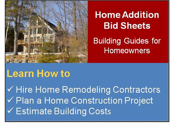 home remodeling cost estimator tool