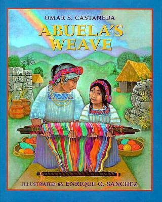 Abuela's Weave: A Guatemalan story about intergenerational trust, love, and independence, this book introduces children to the culture of Guatemala through the story of a little girl selling her grandmother's beautiful weaving at the public market. Illustrated throughout with paintings of authentic Guatemalan scenery, giving life to the country's radiant landscape and bustling city streets. (Haven't read it yet)