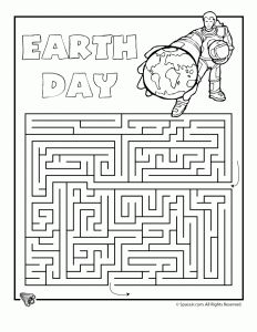 earth day coloring pages 2013 - photo#44