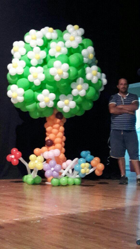Ağaç balon