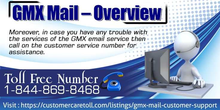 If you are fed up by facing continues trouble in using GMX mail and want to resolve them as soon as possible. Then, you should call on 1 844 869 8468. By calling on 1 844 869 8468, you will get all type of solutions of all your queries.