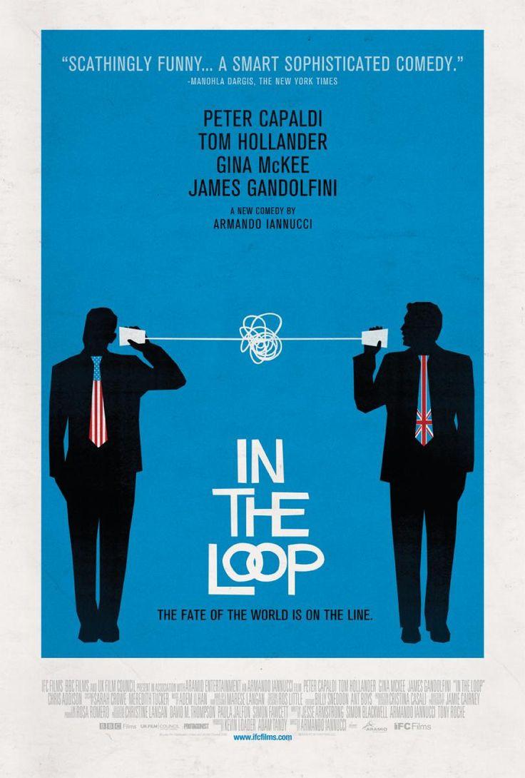 In the loop (2009) Reino Unido. Dir.: Armando Iannuncci. Comedia. Sátira - DVD CINE 2467