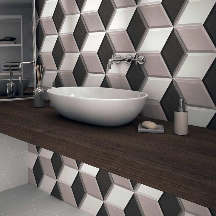 Best 25+ 3d tiles ideas on Pinterest | Origami 3d hexagon ...