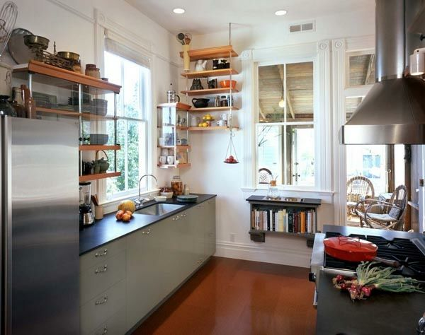 die besten 20+ kleine offene küchen ideen auf pinterest | küche ... - Küchenlösungen Für Kleine Küchen