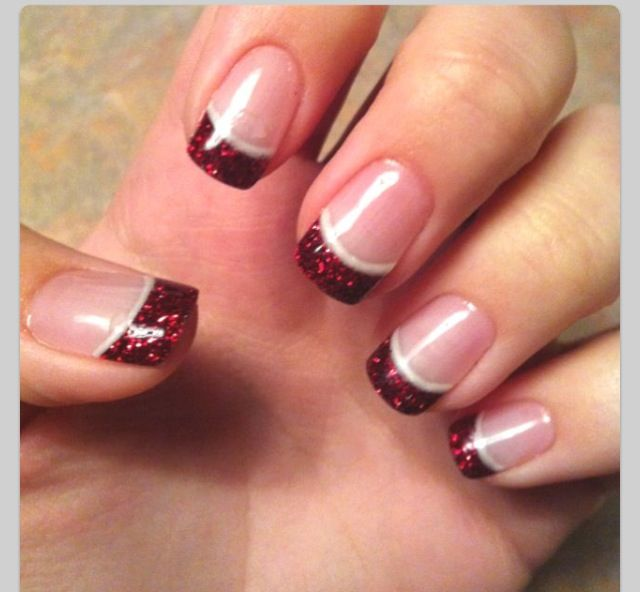 Very pretty nails art and design pinterest