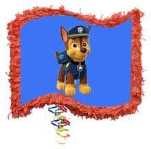 πινιατα, πατρολ, Paw patrol Piñata is the perfect party activity!!