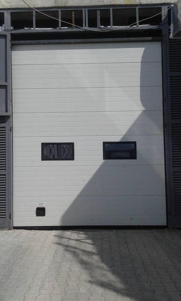 Endüstriyel Fabrika Kapıları   Nazar Otomatik Kapı Sistemleri