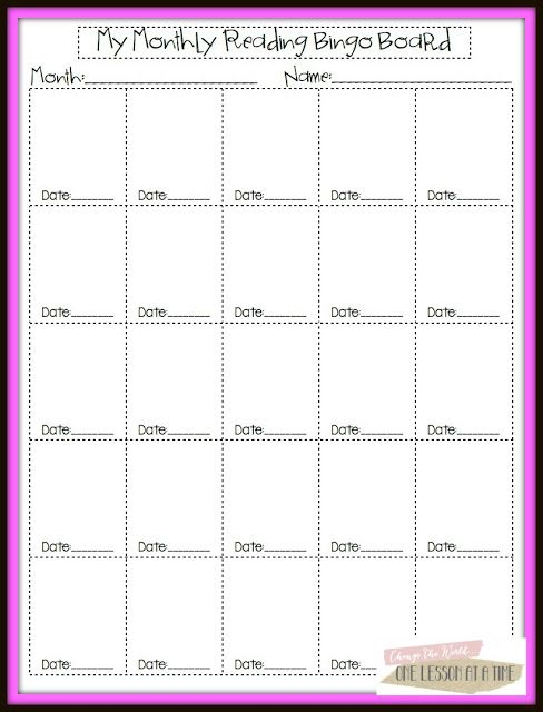 8 best Reading Calendar Ideas images on Pinterest Calendar ideas - classroom calendar template