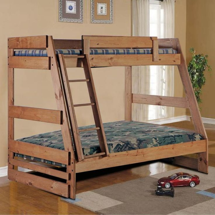 Shop For The Simply Bunk Beds 709 Twin Over Full Bed At Royal Furniture