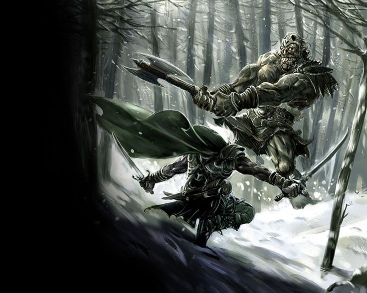 Drizzt Do'Urden: Hero of some of my favorite books by R.A. Salvatore