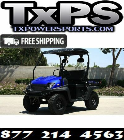 Fully Loaded Cazador OUTFITTER 200 Golf Cart 4 Seater Street Legal UTV Free Shipping Sale Price: $3,999.00