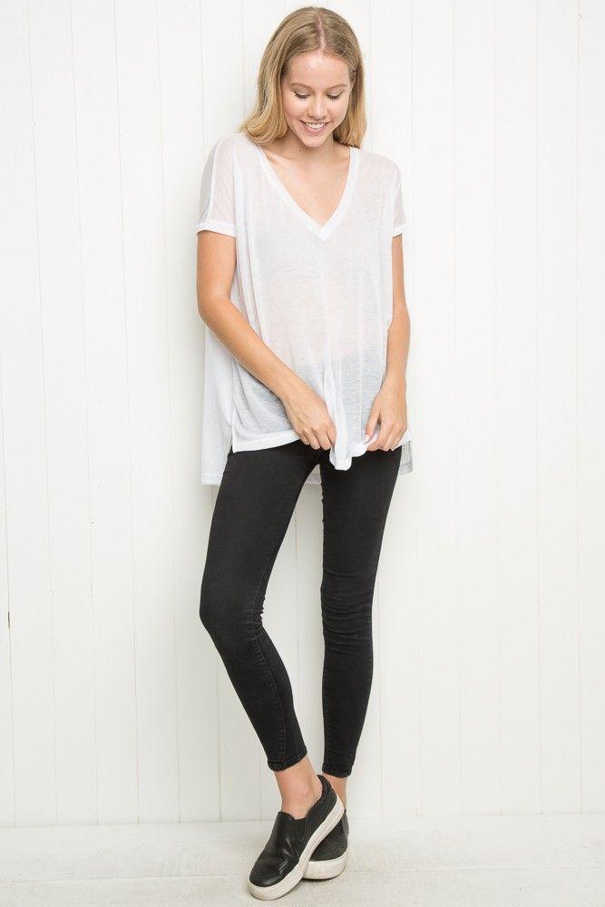 Brandy ♥ Melville | Milan Top - Clothing