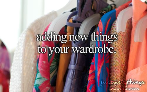 just girly things...PROBABLY TOO. MANY THINGS!!!!