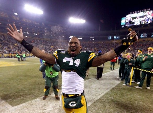 #NFL playoff 2013: vittorie per #Texans e #Packers