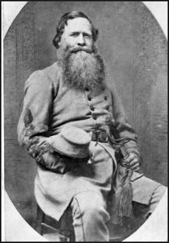 Brig. Gen. Henry Gray (1816-1892). He was an attorney, planter and politician and a friend of Jefferson Davis. He became Colonel of the 28th Louisiana Infantry and served in the Trans-Mississippi Department. In 1863 he was given a brigade, though a promotion requested by General E. Kirby Smith was not confirmed by congress. He temporarily commanded Mouton's division and briefly served in the congress himself before returning to his brigade; this time with a full promotion to Brigadier…