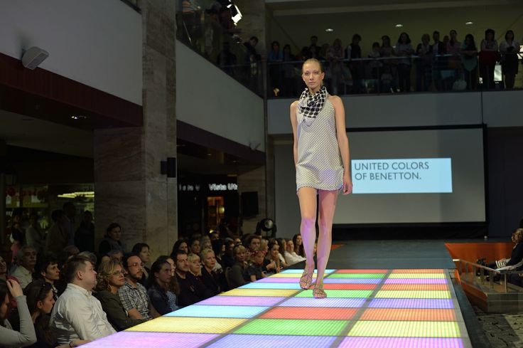 Divatbemutató 2014. - United Colors of Benetton