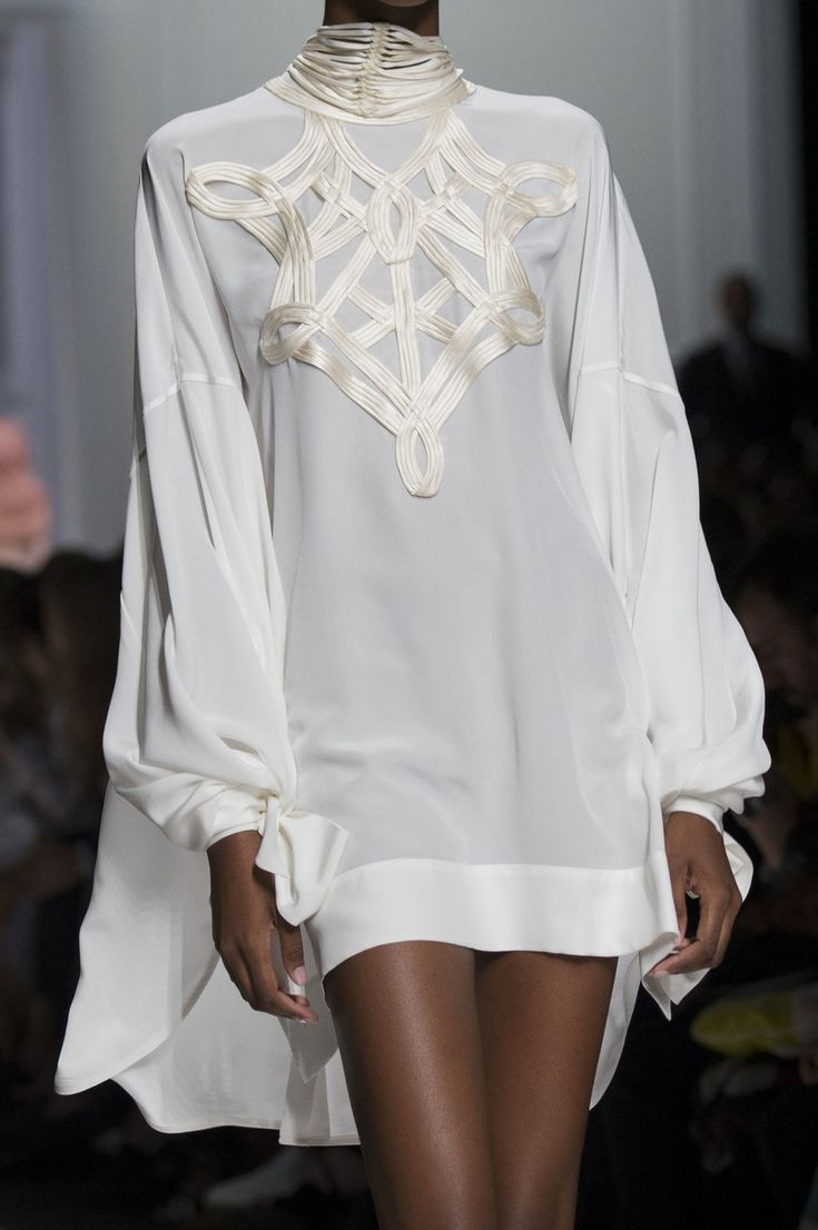 fashion elegance luxury beauty — sofiazchoice: Ermanno Scervino at Milan Spring...