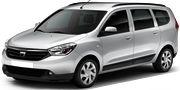 İZMİRCAR | Dacia Lodgy - Geniş bagaj hacmi ile hizmetinizde...