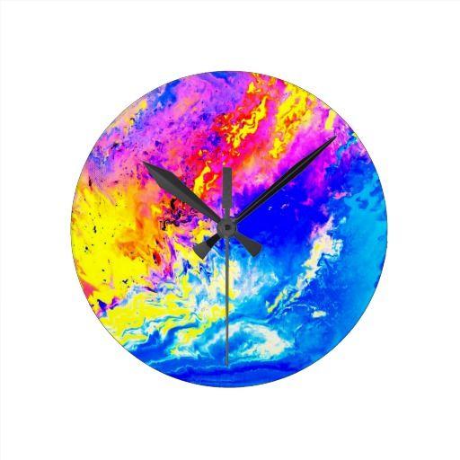 Beautiful weather wall clocks