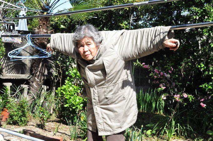 87歳のアマチュア写真家『西本喜美子さん』の自撮りが面白すぎる!! 最強おばあちゃんを徹底調査します♪ | matomake [ まとめいく ]