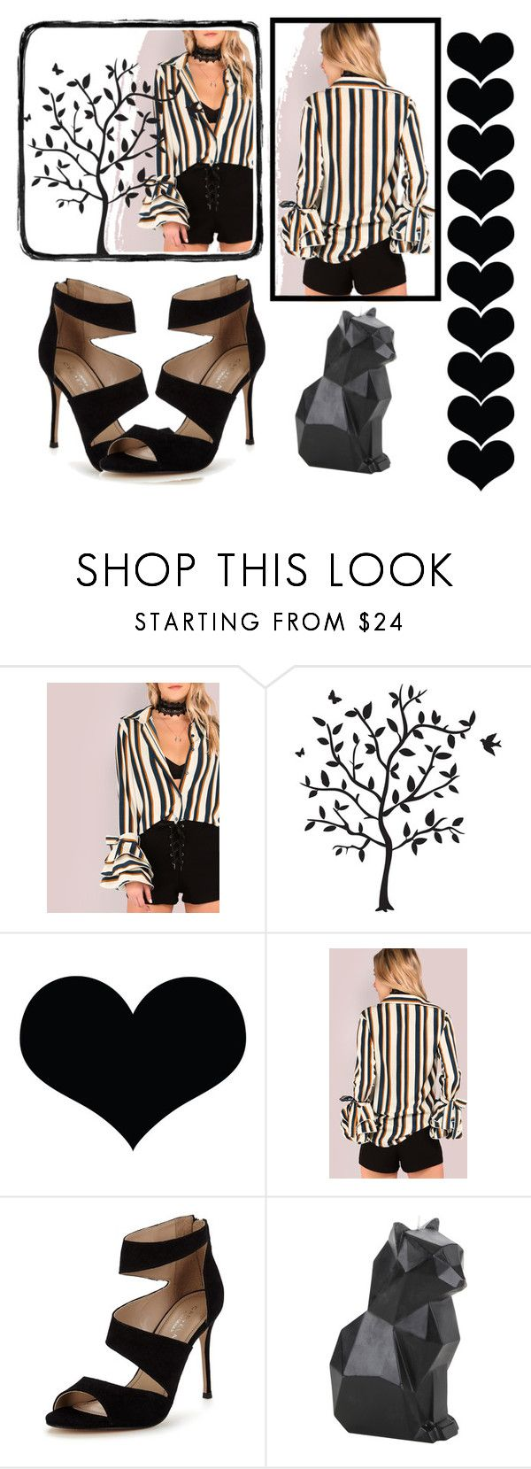 """""""Trending"""" by binghamabz ❤ liked on Polyvore featuring Godinger, Brika and Carvela"""