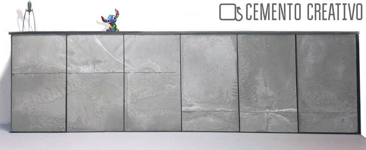 concrete panels e acciaio