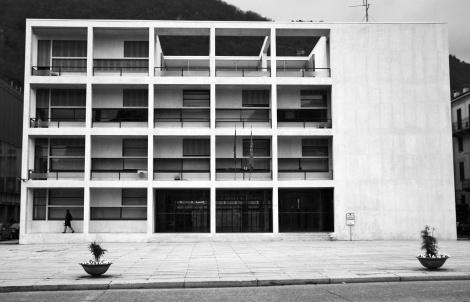 Casa del Fascio | Giuseppe Terragni | Como | 1932-1936 on > http://super-urbano.com/2013/04/11/before-the-electroshock/