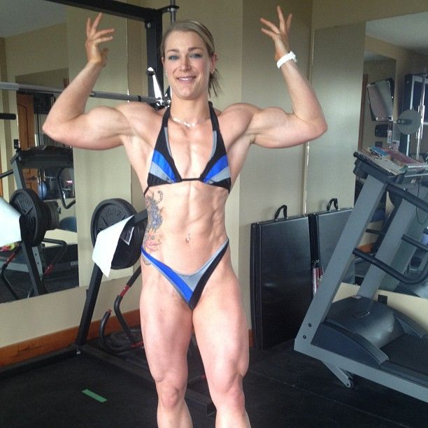 Pin By Slayne Morter On Shayla Turcotte  Muscle Fitness -8283