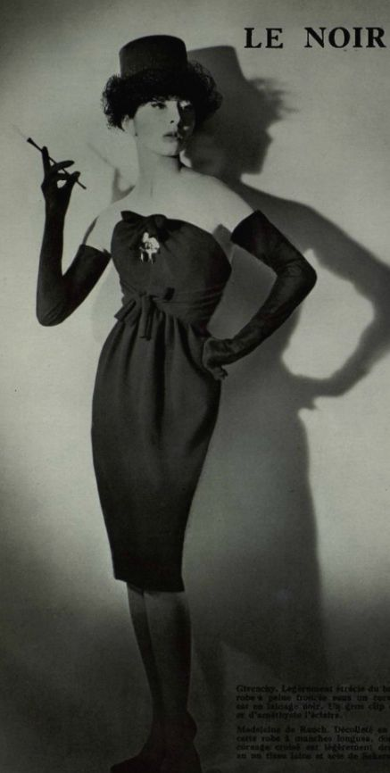 1958 Hubert de Givenchy dress