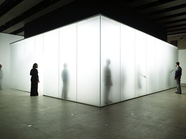 BLIND LIGHT, HAYWARD GALLERY