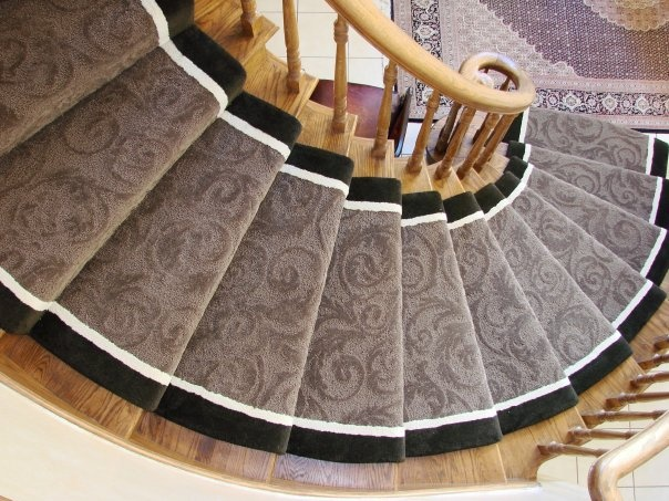 Entry Foyer Runner : Best custom stair runners images staircase