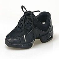 Non+Customizable+Women's+/+Men's+/+Kids'+Dance+Shoes+Fabric+/+Canvas+Fabric+/+Canvas+Dance+Sneakers+Flats+Flat+HeelBeginner+/+–+USD+$+174.95