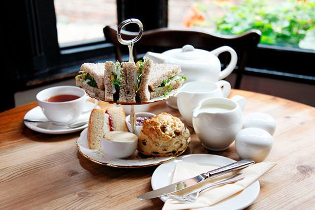Summer Afternoon Tea for 2 @ Redworth Hall Hotel, County Durham